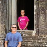 Siem Reap: el motín.