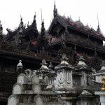 Mandalay: El Monasterio del Palacio Dorado y el Libro más grande del mundo