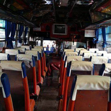 Información útil: Cómo ir de Kanchanaburi (y Bangkok) a Ayutthaya