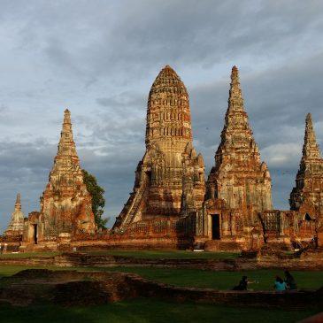Ayutthaya: Historical Park, Templos y Mercados