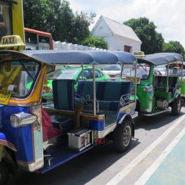 Información útil: Alojamiento y Transporte en Bangkok