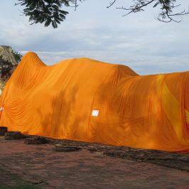 Información útil: Cómo ir desde Ayutthaya a Sukhothai