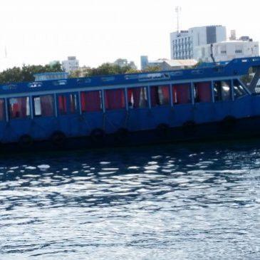 Información útil: Calendario y Horarios del Ferry en Malé (Actualizado 2017)