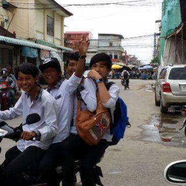 Camboya: Lo + y Lo –