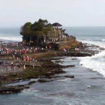 Bali para niños y Tanah Lot