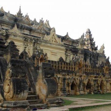 Videos: Las Ciudades Antiguas de Ava (Inwa), Sagaing y Amarapura