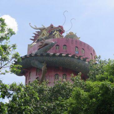 Videos: Wat Samphran – El Templo del Dragón