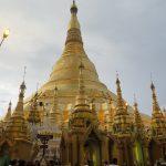 Yangon: la Pagoda Chaukhtatgyi y la Shwedagon Paya