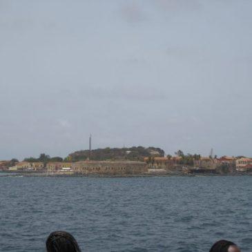 La Isla de Gorée, la isla de los esclavos.