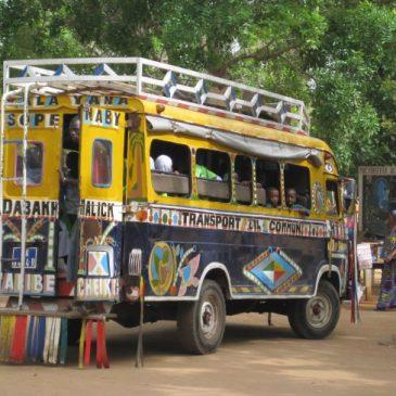 El Zoo de Dakar o el Campo de Concentración para animales
