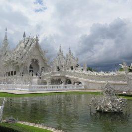 Wat Rong Khun, el Templo Blanco de Chiang Rai