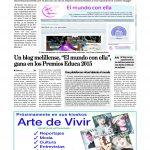 El Mundo con ella: MELILLA HOY 19 de enero de 2016