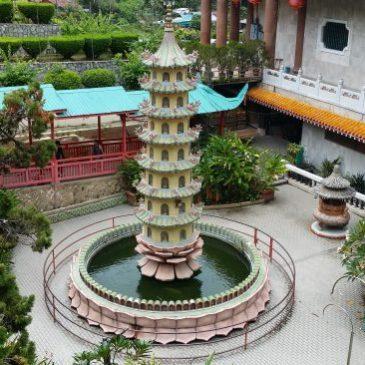 Video: Templo Kek Lok Si