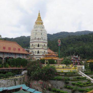 Penang: Kek Lok Si Temple