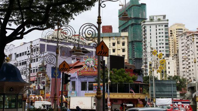 Barrio Indio de Kuala Lumpur