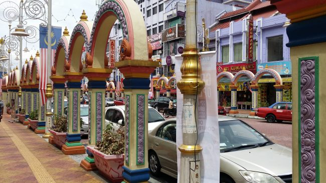 Arcos de Little India Kuala Lumpur