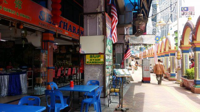 Restaurantes Little India Kuala Lumpur