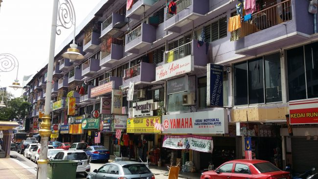 Barrios Típicos de Kuala Lumpur
