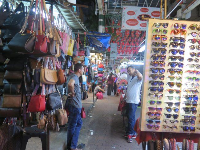 Compras baratas en Kuala Lumpur