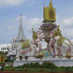 Viajamos a Bangkok para comprar unos pantalones