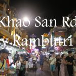 Videos: Khao San Road y Rambutri