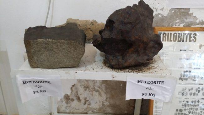 Meteoritos Marruecos