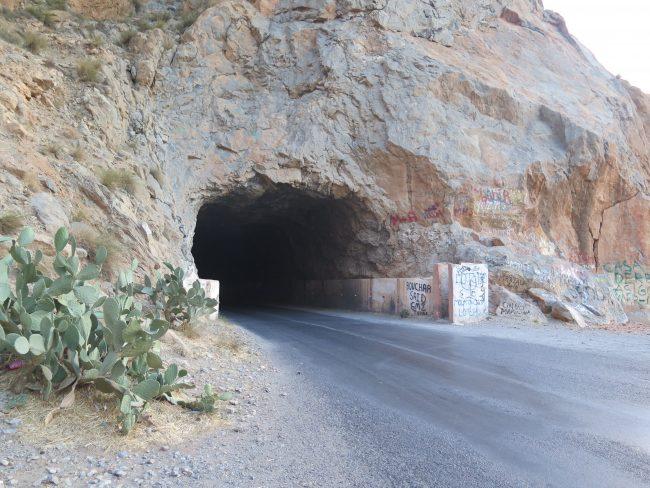 Túnel del Legionario