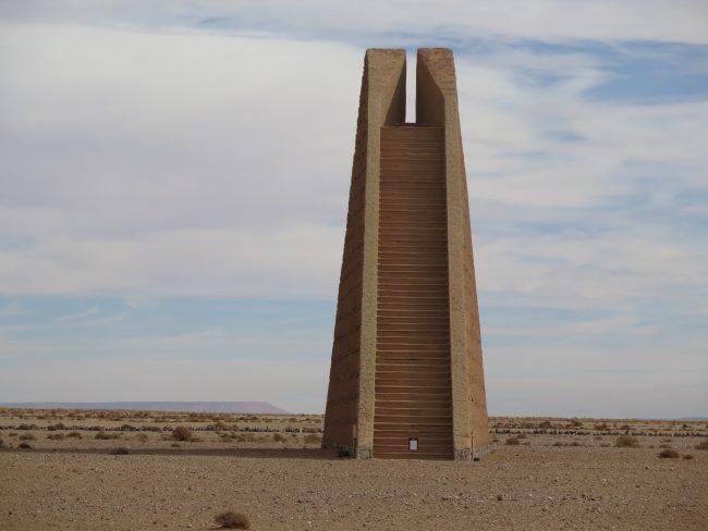 Escalera del Desierto de Marruecos