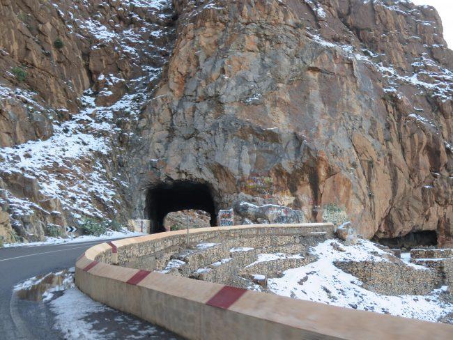 Túnel de Foum Zabel