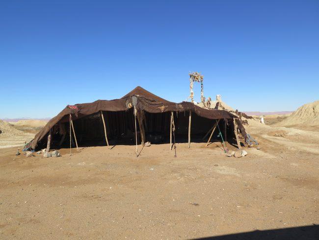 Tribus nómadas Marruecos