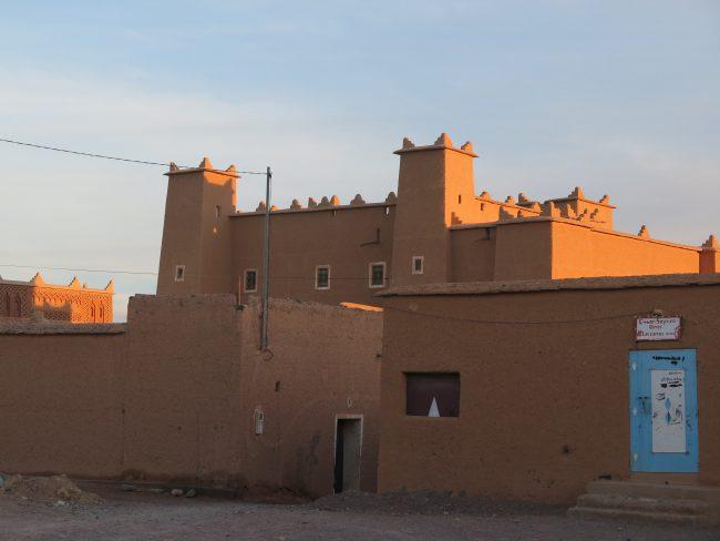 Construcciones de Marruecos