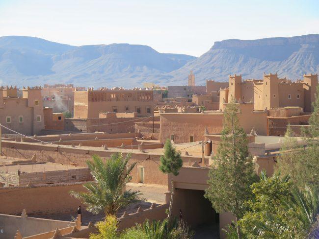 Cordillera Jebel Sagro