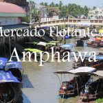 Videos: Mercado Flotante de Amphawa