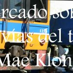 Videos: Mercado del Tren (Mae Klong)