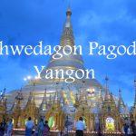 Videos: Shwedagon Paya o Pagoda de Oro de Yangon