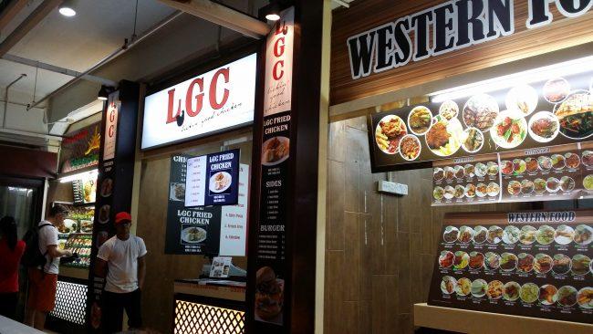 Comida barata en Kuala Lumpur