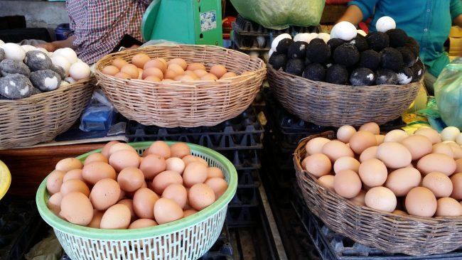 Huevos mil años