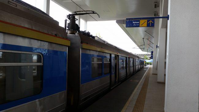 Tren Frontera Malasia - Tailandia