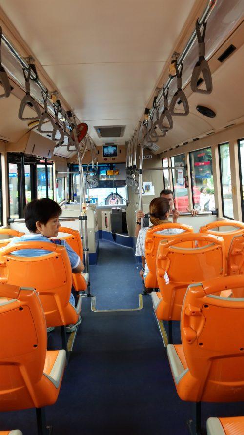 Transporte Púbico Malasia