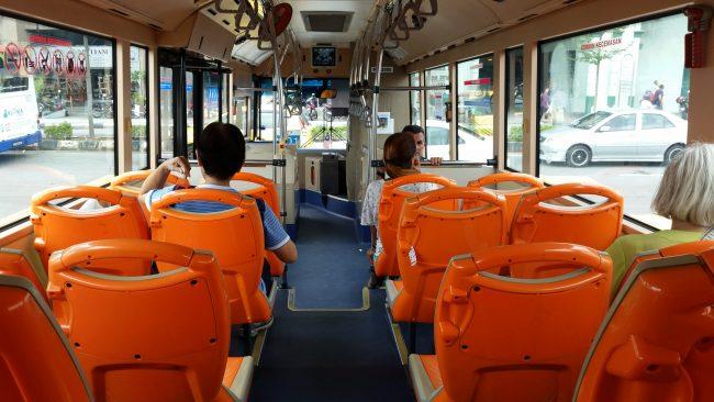 Autobuses Penang