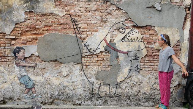 Arte Urbano del Mundo
