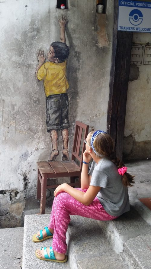 Realismo en el arte callejero