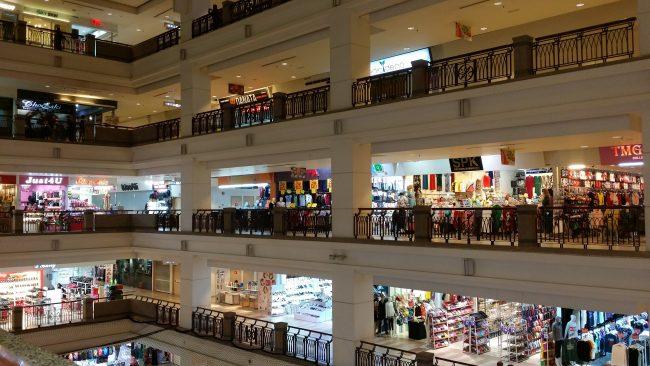 Centros Comerciales de Kuala Lumpur