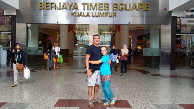 Increíbles centros comerciales de Kuala Lumpur