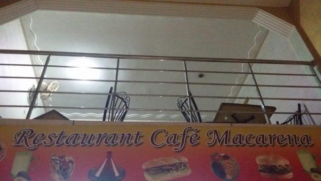 Cafetería Macarena