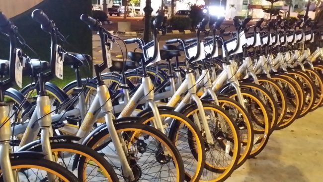 Alquiler de bicicletas en Kuala Lumpur