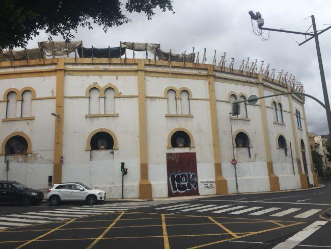 Plaza de Toros Santa Cruz de Tenerife
