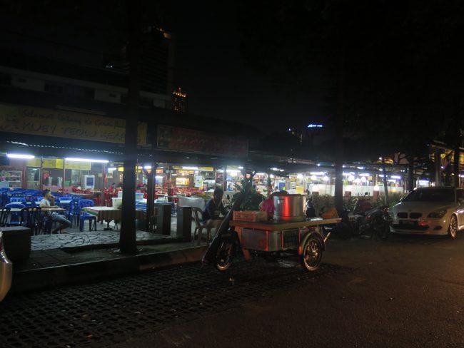 Restaurantes locales Kuala Lumpur
