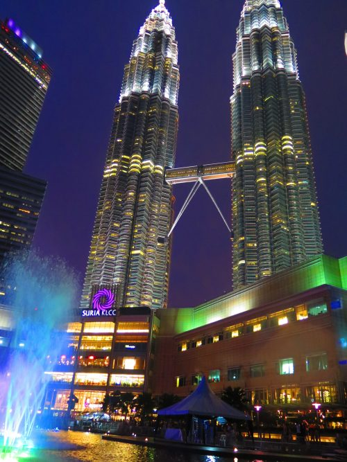 Twin Petronas Towers