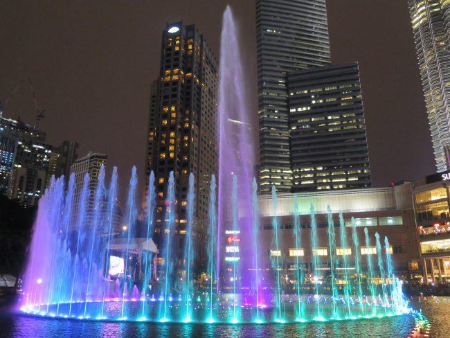 Espectáculos gratuitos en Kuala Lumpur